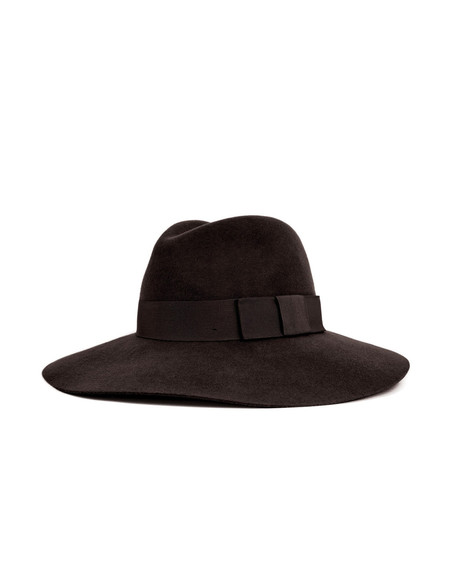 Brixton Piper Hat Black