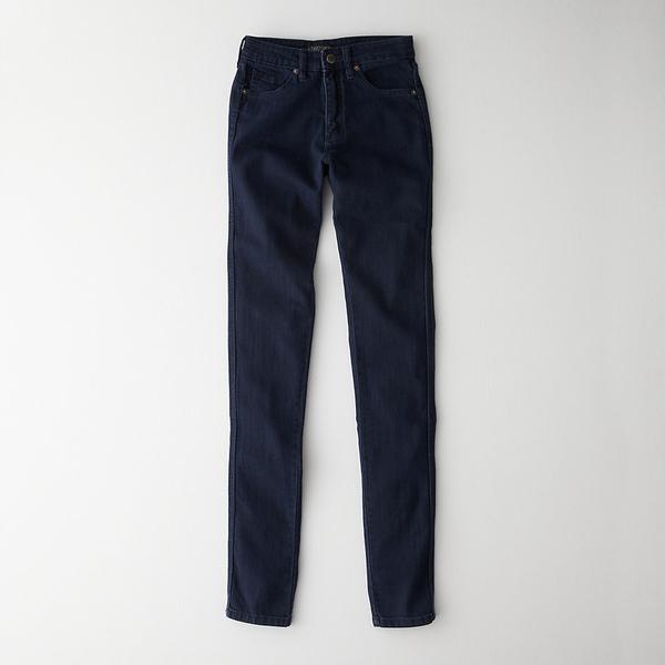 Courtshop Tulip Navy High Waist Jeans