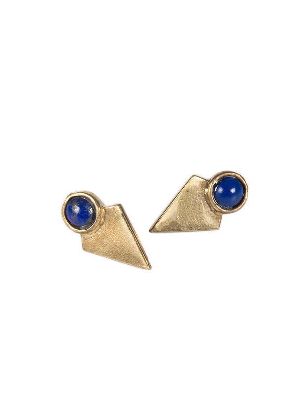 Creatures of Desire - Ziggy Earrings in Bronze