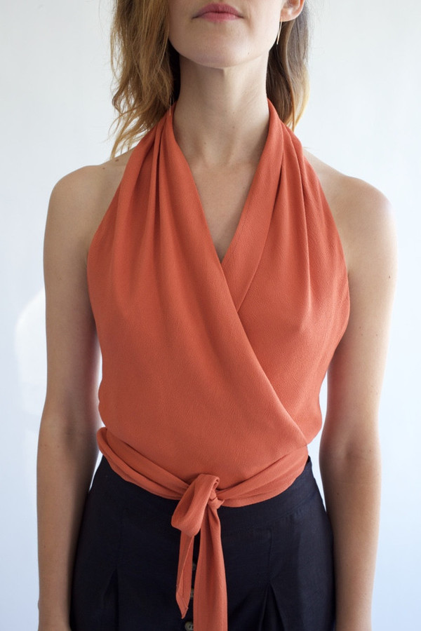 OR Halter Wrap