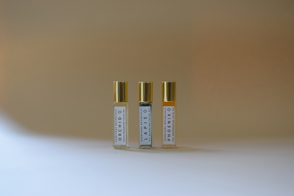 Herbivore Botanicals Facial Oil Set