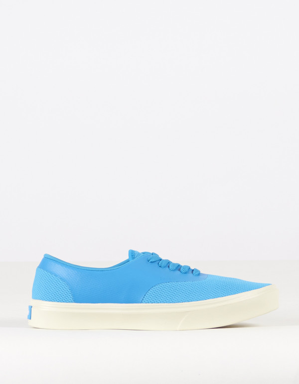 People Men's Footwear Stanley Hawaiian Blue Picket White