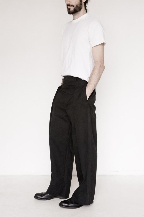 Berthold Cotton Crisp Pant