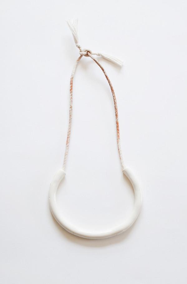 Gamma Folk Necklace No. 40