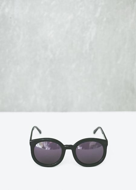 Karen Walker Eyewear Super Duper Strength in Black