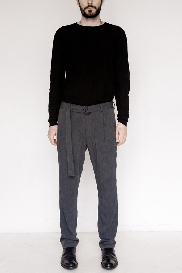 Assembly New York Rayon Pleat Pant