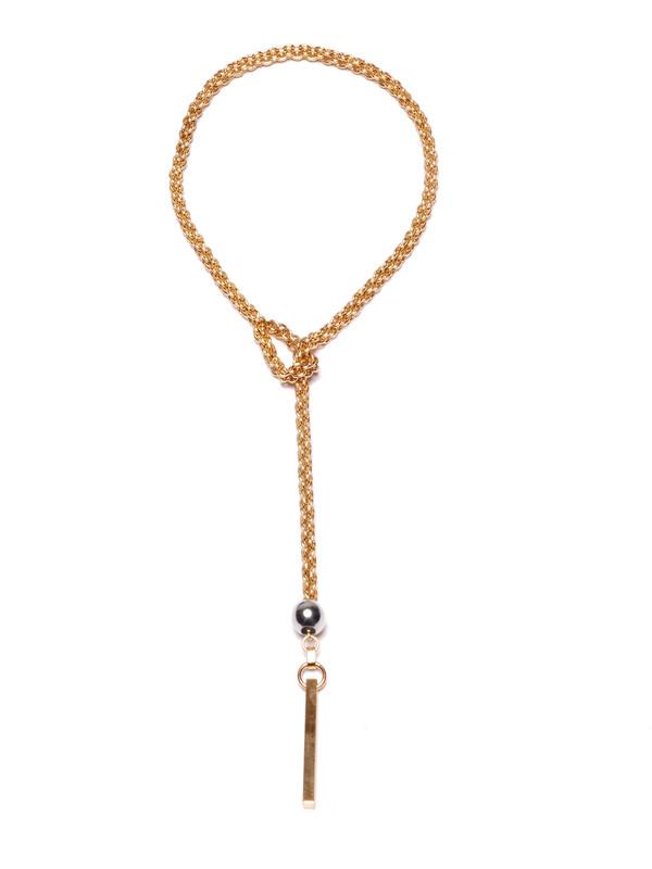 ALYNNE LAVIGNE - Rope Necklace