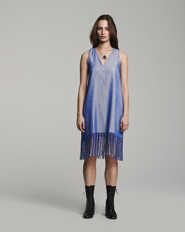 VOZ Fringe Dress