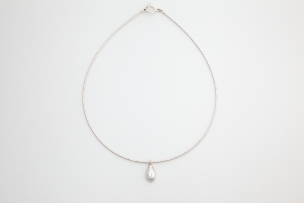 Muraco Wolfe Lemon Necklace