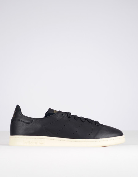 Adidas Men's Stan Smith Lea Sock Black White