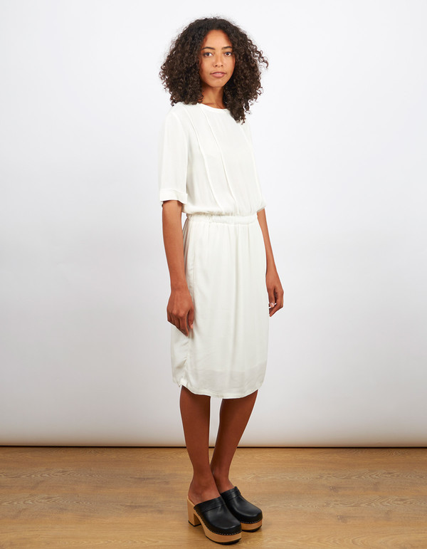 Just Female Top Dress Cream