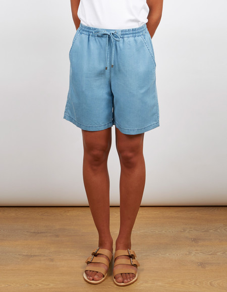 Minimum Cicilie Shorts Medium Blue