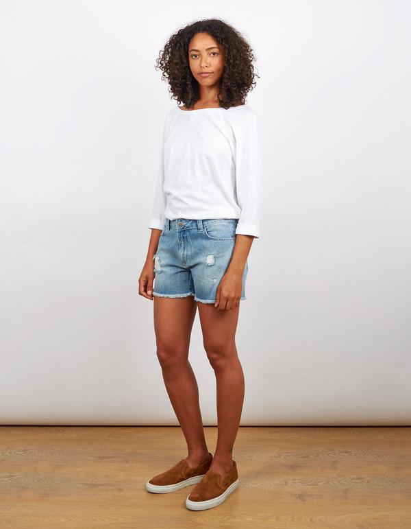 Minimum Seri Shorts Light Blue
