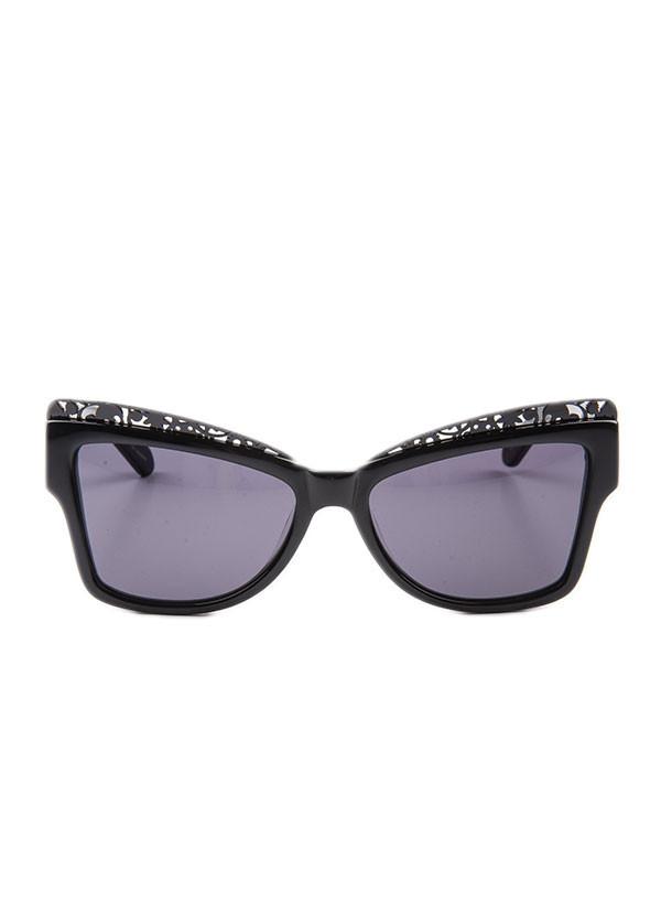 Karen Walker Eyewear - Atomic in Black