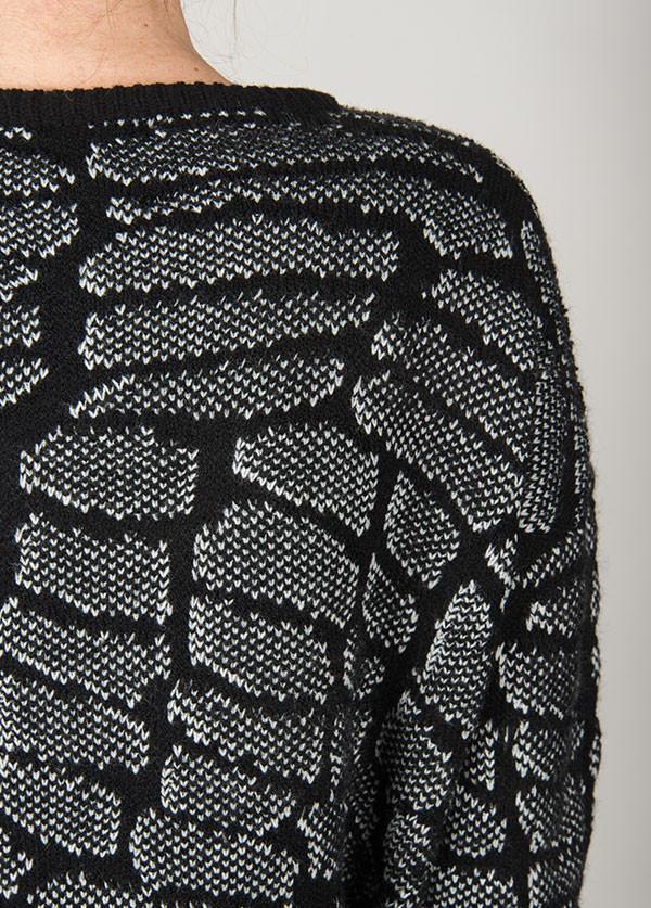 Line Knitwear - The Spotify in Imprint