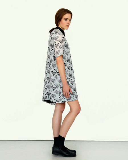 Devastee Allumette Dress