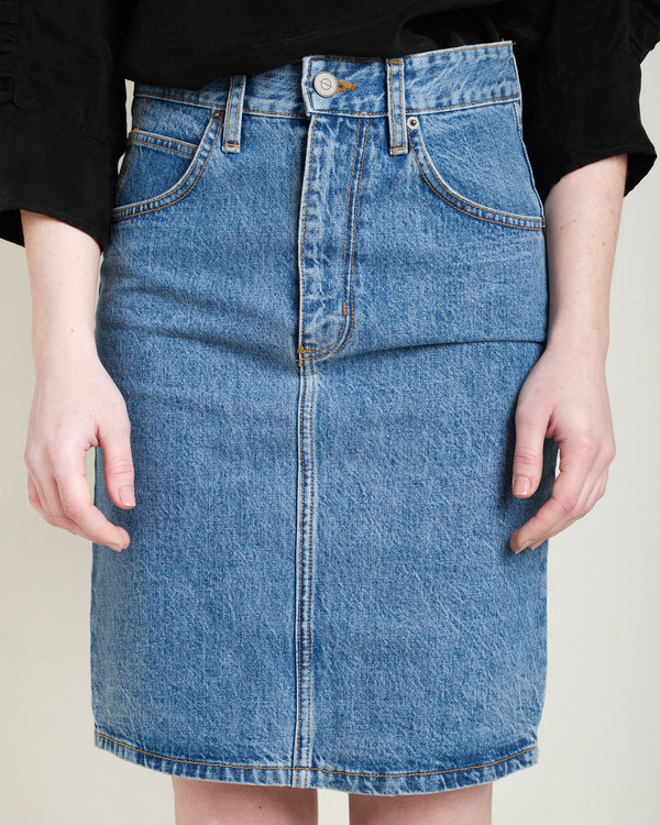 Objects Without Meaning Jena Denim Skirt