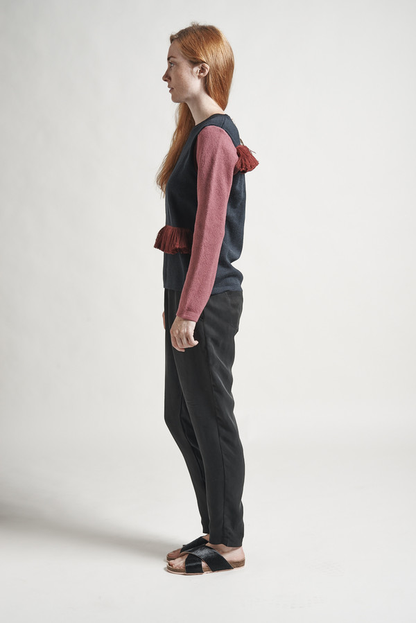 Delfina Balda Lobo Sweater