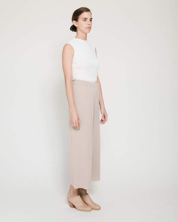 Achro Ribbed Knit Pants