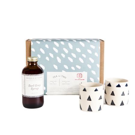 Morris Kitchen Tea for two box set