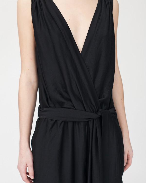 Sessun Victoire Jumpsuit in Black