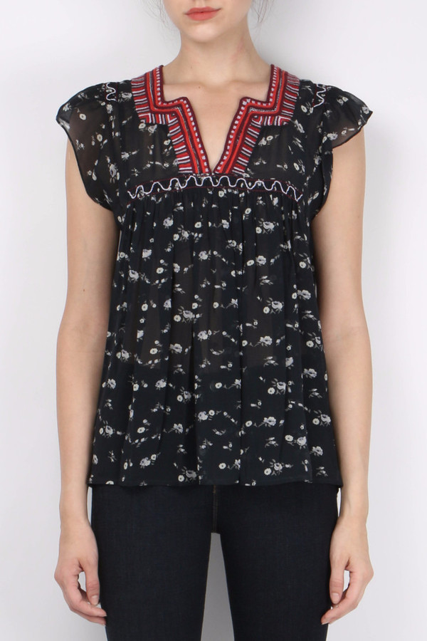 Ulla Johnson Anosha Blouse