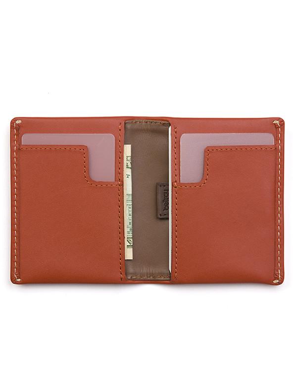 Men's Bellroy Slim Sleeve Wallet Tamarillo