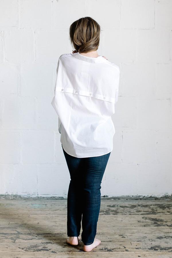 Study NY Shirt 1.1 - White