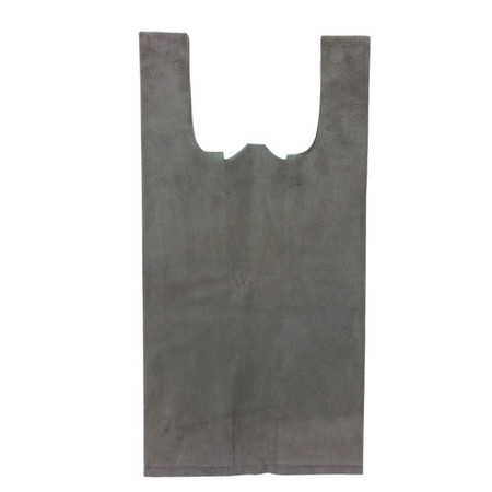 Slow and Steady Wins the Race Bodega Bag in Charcoal