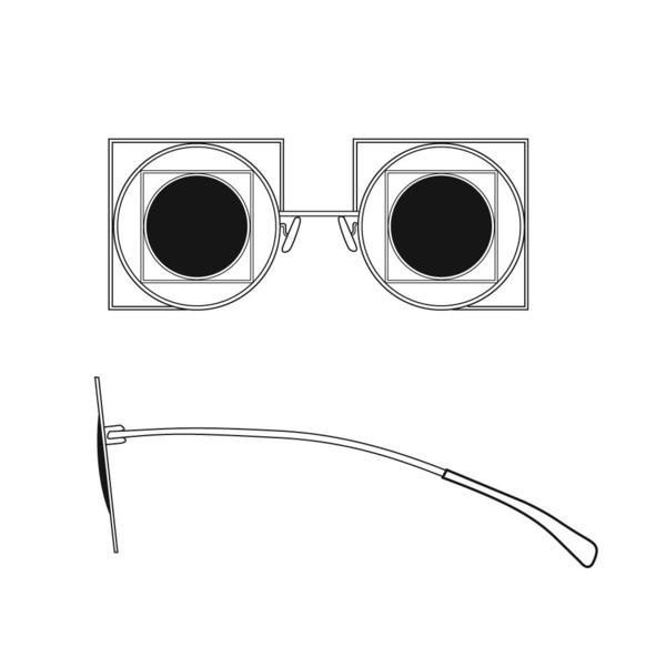 Concentric Sunglasses