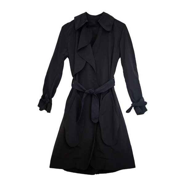 Trenchcoat in Black