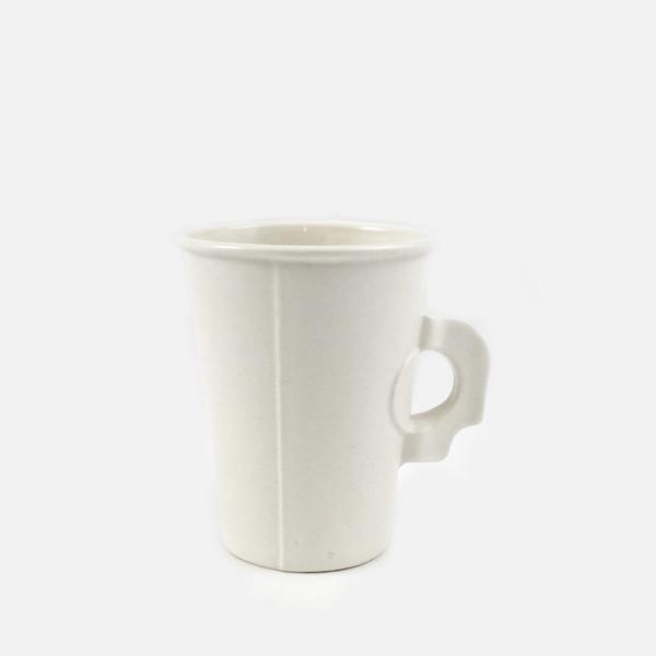 Virginia Sin Porcelain Paper Cup