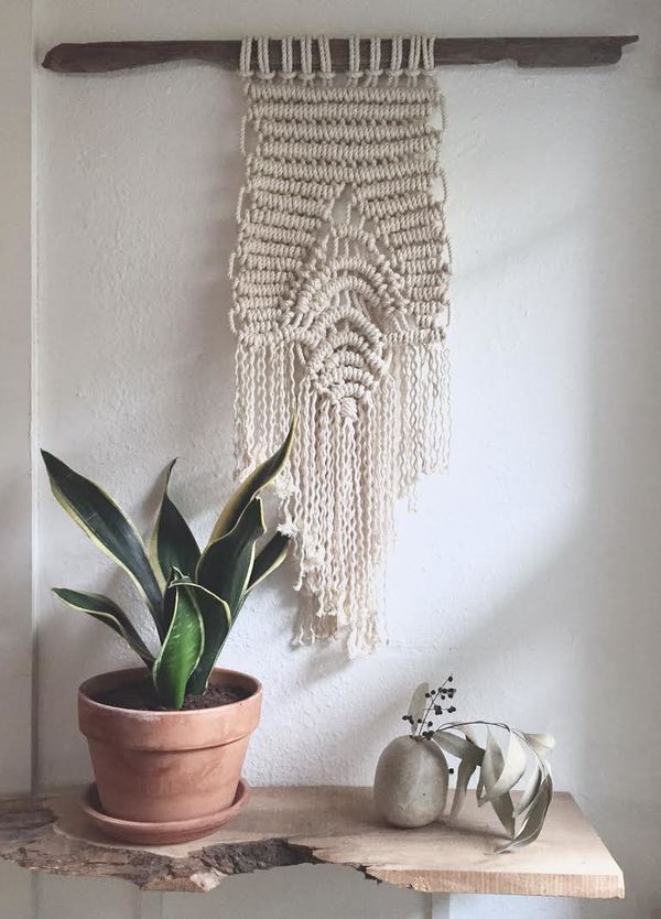 little feral,workshop,kaysie Little Feral Macrame Wall Hanging Workshop at Byron & Blue