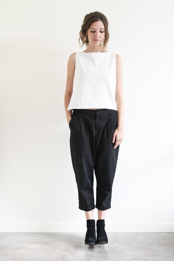 Esby Apparel Slouch Pant