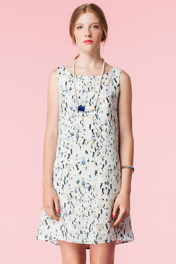 Jennifer Glasgow Design Destination dress