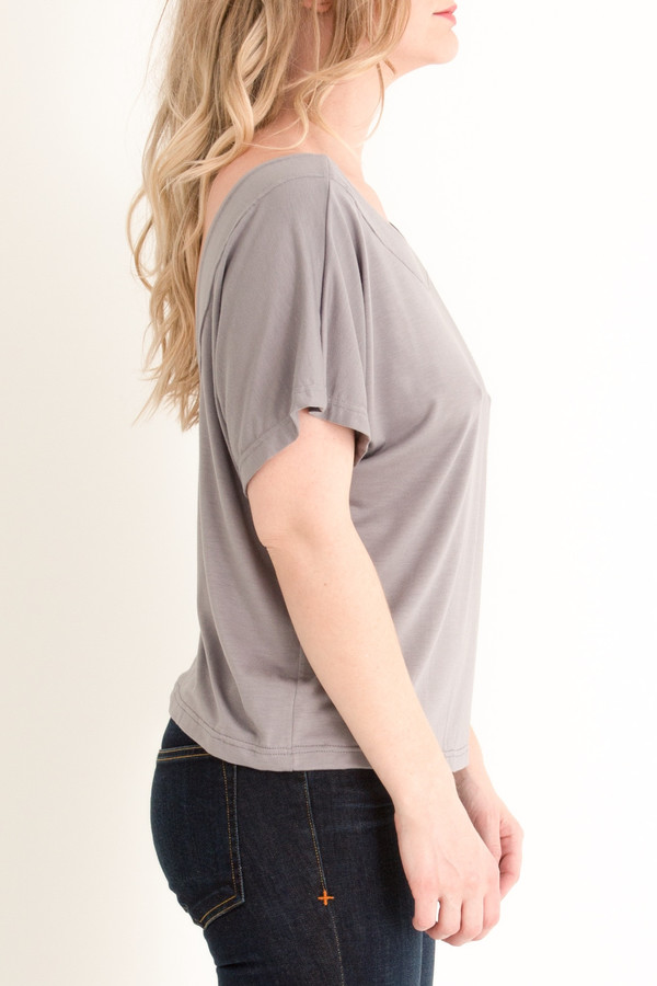 REIFhaus Meridian Cropped Tee