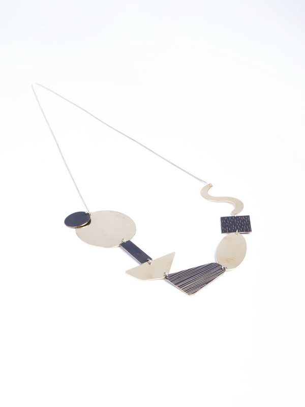 Stvdio Brooklyn Louisa Necklace