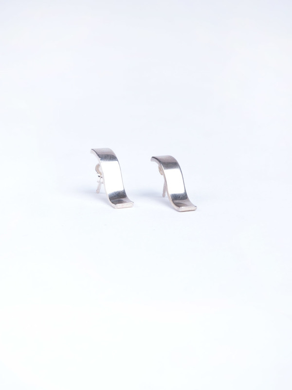 Stvdio Brooklyn Squiggle Studs