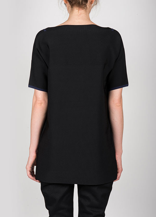 Rag & Bone - Roxy Tunic in Black