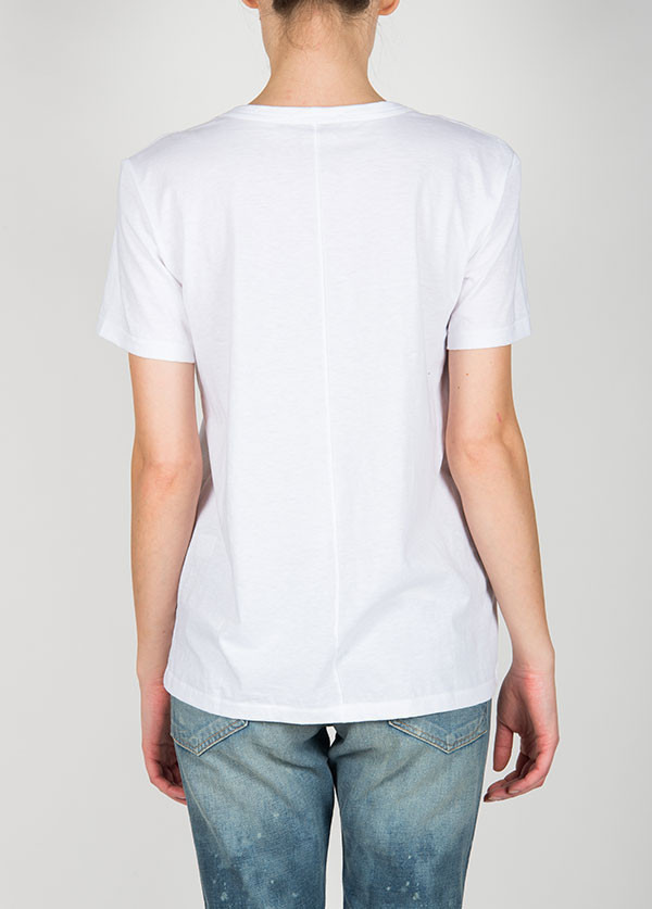 Rag & Bone - Tomboy Tee in Bright White