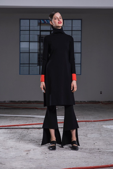 Cihuah C24#09 DRESS BLOUSE
