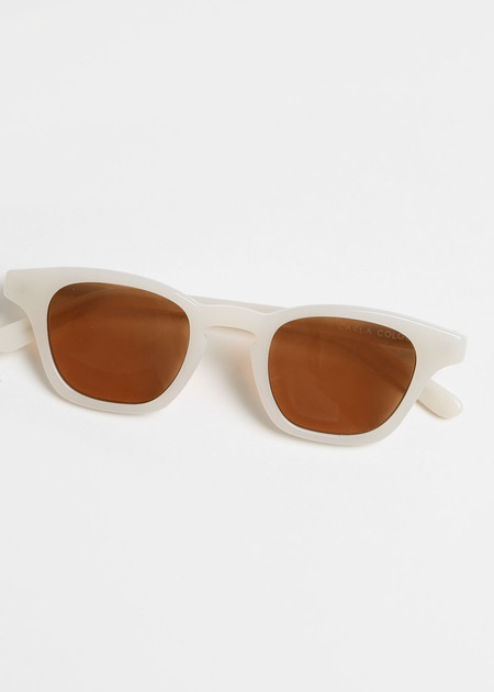 Carla Colour Gaka Sunglasses in Cloud+Sandstorm