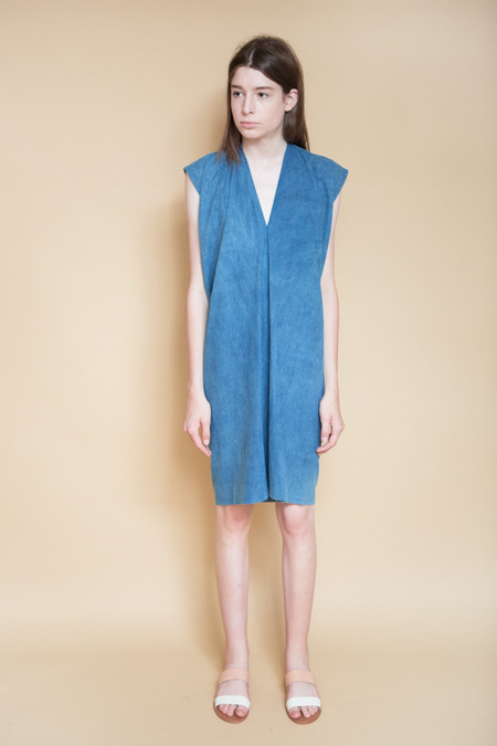 Miranda Bennett Everyday Dress / Indigo