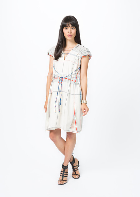 Guate Va Vest D19 Tunic Dress