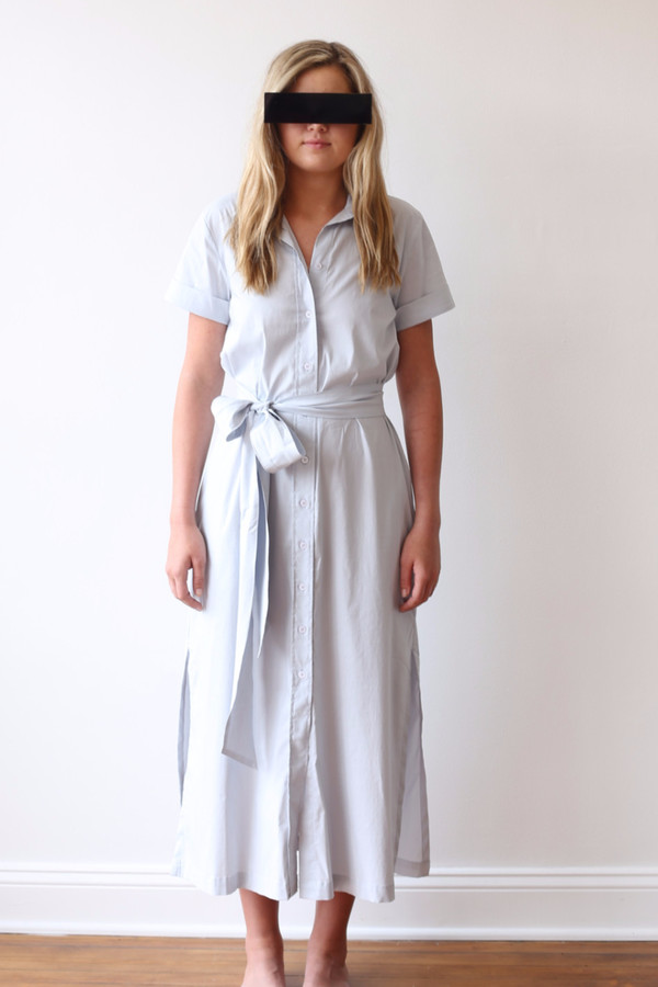 Ganni Misaki Cotton Dress