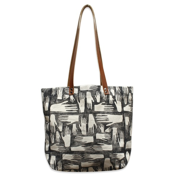Julia Canright Hands Tote