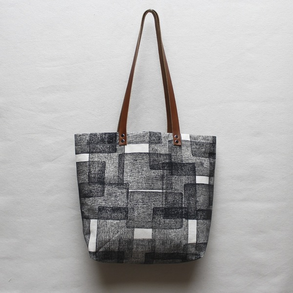 Julia Canright Rectangles Tote