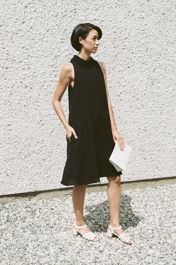 Correll Correll Summer Rolli Dress - black