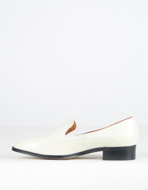 Intentionally Blank Temple Loafer Ice
