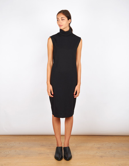 Kowtow Turning Pages Dress Black